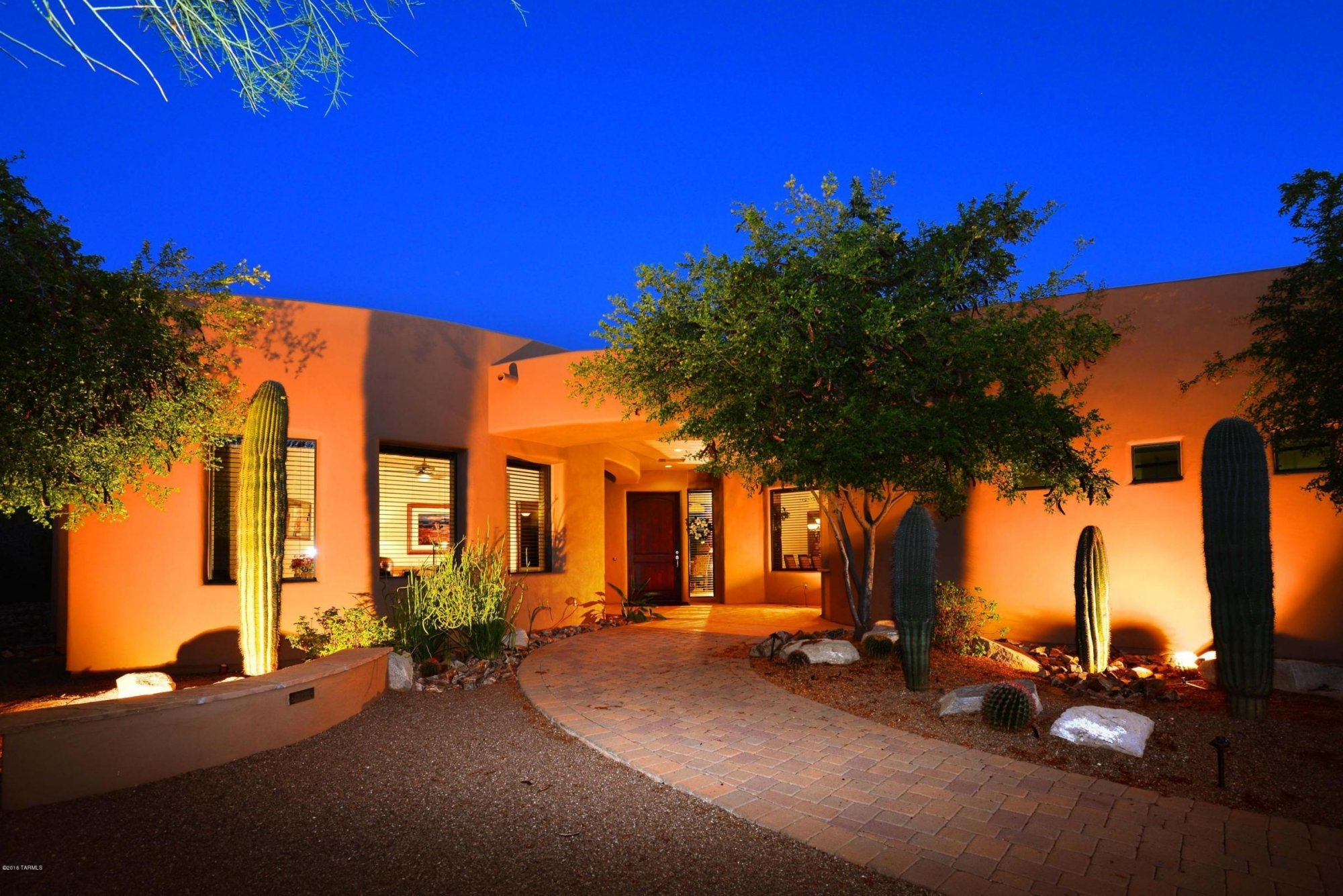 Luxury home in Tucson