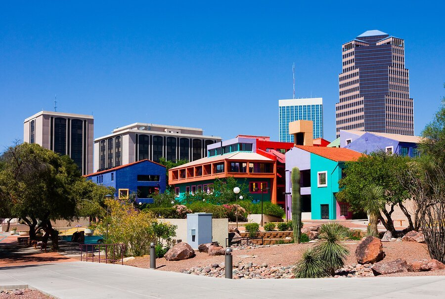 Downtown Tucson Homes for Sale