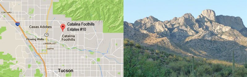 Catalina Foothilles #10 homes for sale